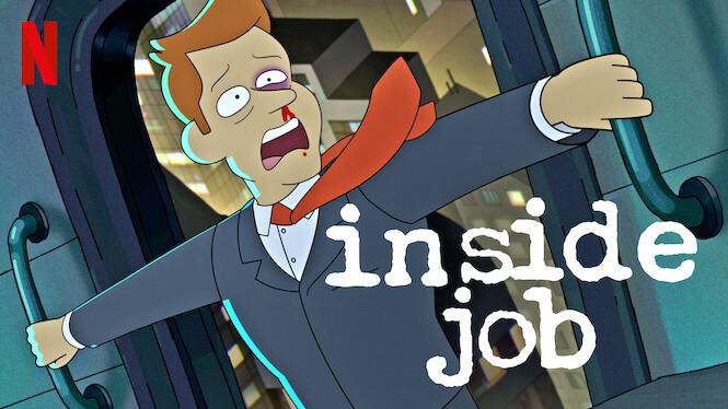 Inside Job on Netflix Canada