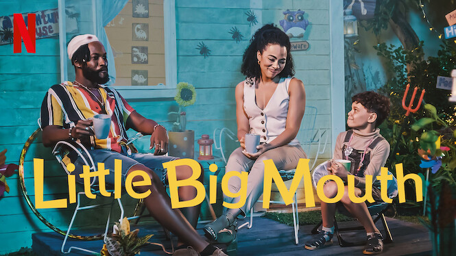 Little Big Mouth on Netflix Canada